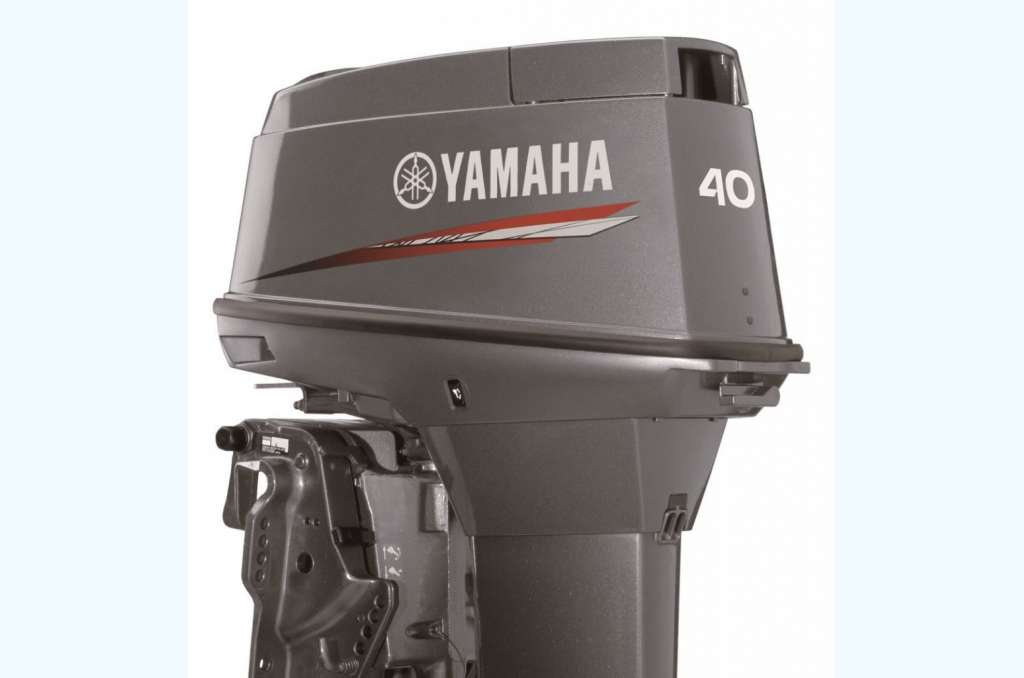 Yamaha 40hp, 3 cylinder, Long Shaft, 40VETOL for sale in New