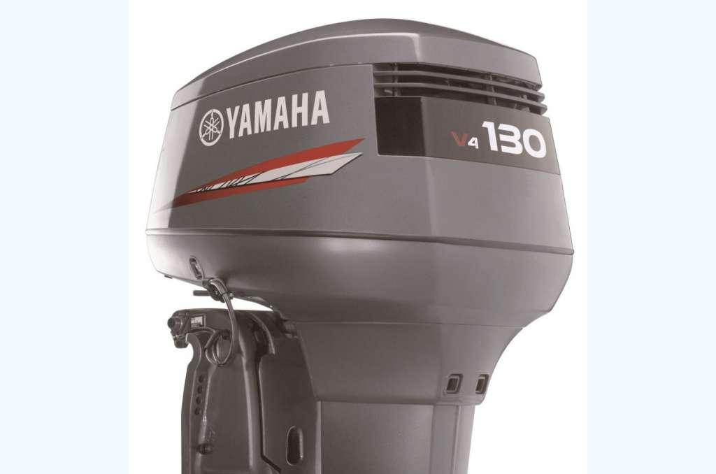 Yamaha 130hp, V4 Salt Water Series, 2 stroke, long shaft