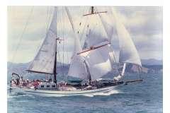 Classic Schooner/Brigantine