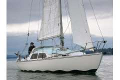 Jim Young Sloop 10.4m 1976