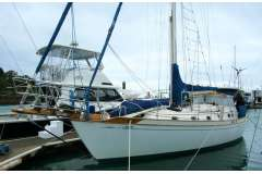 Well Setup Ocean Sailing Yacht