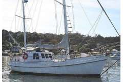 Athol Burns 54ft Pilothouse