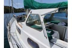 John Pugh steel yacht for sale