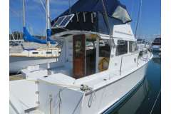 Max Carter 36 Flybridge