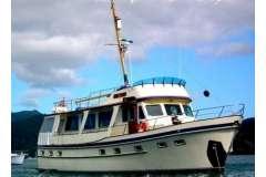 Cheoy Lee 17m Motor Yacht