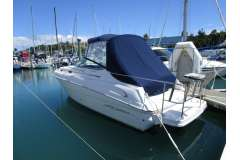 Monterey 242 Sportscruiser