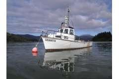 Ex Trawler / Cray Boat, 1966