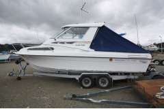 Haines Hunter 720 Hard Top, 2006