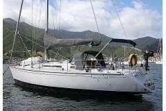 Beneteau First 42, 1989