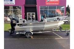 Stabicraft 1550 Frontier with Mercury 60hp Four Stroke