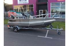 Stabicraft 1550 Frontier with Mercury 60hp CT Four Stroke