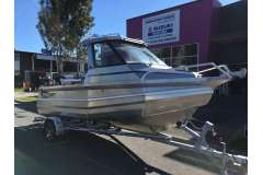 Stabicraft 1850 Supercab X1 with Mercury 90hp Four Stroke