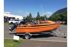 Stabicraft 1650 Fisher with Yamaha 70hp Four Stroke