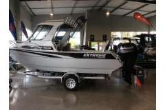 Extreme 605 Game King with Mercury 115hp Four Stroke