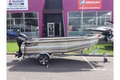 Stabicraft 1410 Explorer with Mercury 30hp Four Stroke