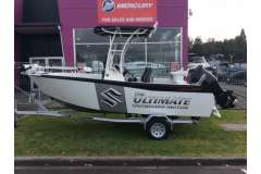 Ultimate 16 Dual Console with Suzuki 90 Four stroke