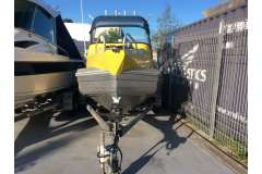 Stabicraft 530 with Yamaha 90hp Two Stroke
