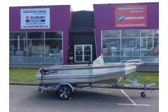 Stabicraft 1410 Frontier Hull and Trailer