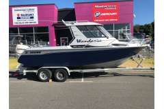 Extreme 650 Game King with Evinrude 150 Etec
