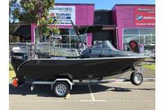 Extreme 545 Sport Fisher with Suzuki 90hp Four Stroke