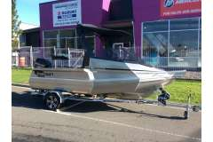Stabicraft 1550 Fisher & Mercury 50 HP