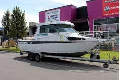 Ramco 700 Sportfisher & Mercruiser 1.7L Turbo Diesel