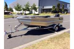 Stabicraft 1410 Explorer & Suzuki 30 HP Four Stroke
