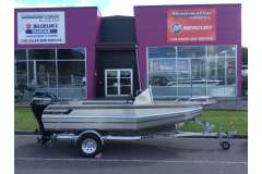 Stabicraft 1410 Frontier with Mercury 40 Four Stroke