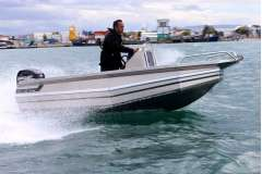 Stabicraft 1410 Frontier & Mercury 30HP