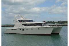 16m  Pilothouse Wright Powercat