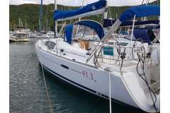 2007 Beneteau Oceanis 41.3 in Survey
