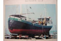 27m Converted Coastal Cargo Ship