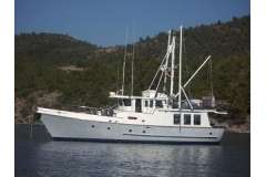 Nordhavn 46 Pilothouse