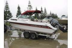 Haines Hunter SF600, 2003