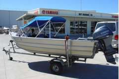 Alicraft 14' Runabout