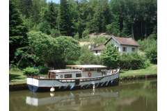 16m Canal Boat