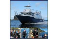 Dive / Fishing Charter Boat / Ferry