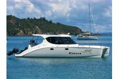 Comfortable Economical Cruising Catamaran