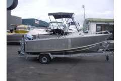 Bluefin 490 Runabout
