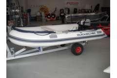 350 Hypalon Rigid Quicksilver Ocean Runner inflatable