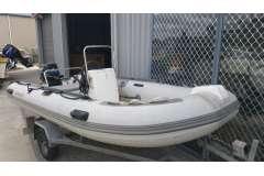 Terninator RIB390 Inflatable
