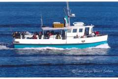 Custom Commercial Fishing Vessel