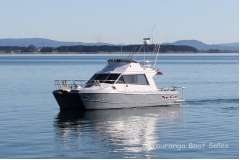 Custom Firth Alloy Catamaran
