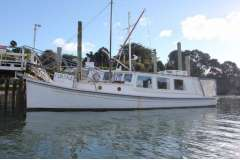 1920 Dick Lang Work Boat