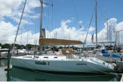 Custom Performance Cruising Yacht