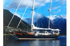 Ganley Great Barrier Extended Steel Yacht (TTON)