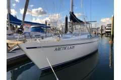 Moody 422 CC Offshore Yacht for Sale