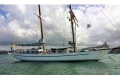 Petersen Brigantine 70ft – traditional – in survey