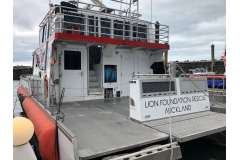 Search and Rescue 15.5m Jet Powered Catamaran for Sale  (Code-ION)