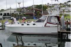 Pelin Eclipse 35 for Sale-perfect family fishing and cruising